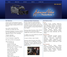 advanced video productions th
