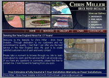 chris miller brick paver installer th