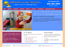 hampstead village preschool