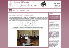 little fingers piano instruction th