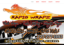 Rapid Wrapz, Holiday, Florida